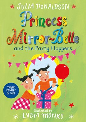 Book cover for Princess Mirror-belle and the Party...